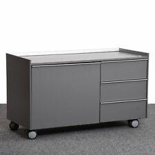Sideboard Silber In Buro Aktenschranke Gunstig Kaufen Ebay