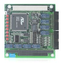 ADLINK / NUDAQ PCM-7250+  PC/104, 8-RELAY & 8-ISOLATED DI MODULE