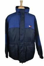 Tommy Hilfiger Men Coats & Jackets Parkas LG Blue Nylon