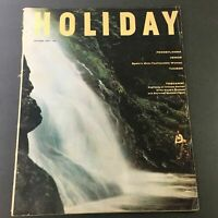VTG Holiday Magazine October 1955 - Pennsylvania / Venice / Tucson / Tuscanini