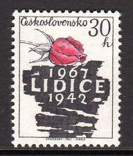 Czechoslovakia - 1967 25 years destruction of Lidice - Mi. 1715 MNH