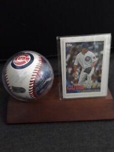 Kevin Gregg Autographed Baseball -COA- Cubs, Angels, Marlins, Blue Jays, Reds