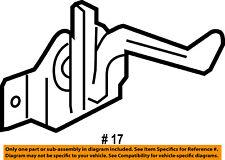 CHRYSLER OEM Hood-Lock Latch 5065524AF
