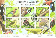 Birds Channel Islander Regional Stamp Issues