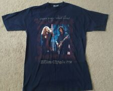 Vintage Jimmy Page Robert Plant Eastern Europe 1998 Zoso Tour t shirt Metal