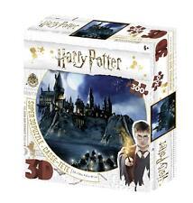 Harry Potter Hogwarts Super 3D Effect 300 pc Puzzle