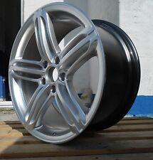 """Venta 21"""" ruedas de estilo de plata de triple hoja se adapta a: Porsche Cayenne, Audi Q7, G Vagón"""