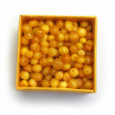 Baltische Bernstein poliert runde Kugel Perlen Barock 10 gr amber loose beads