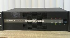 Crest Audio-Vs450 Rack Mount Power Amplifier