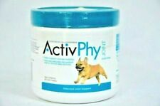ActivPhy Dog Joint Hip Support 90 Soft Chews Sealed Best By 5/20