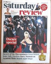 Oscars Special – Times Saturday Review – 1 March 2014