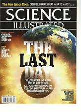 SCIENCE ILLUSTRATED, JANUARY / FEBRUARY, 2013 (THE LAST DAY * THE NEW SPACE RACE