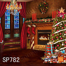 Christmas 10'x10' Computer-painted (CP) Indoor background backdrop SP782B881