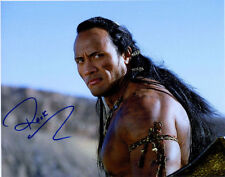 "Dwayne ""The Rock""  Johnson ++ Autogramm ++ The Scorpion King ++ Be Cool"