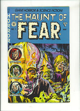 EC Reprint double sized The Haunt of Fear 1 vfn 1991 Gladstone horror US comics