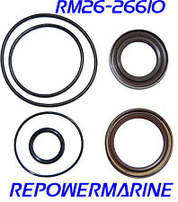 Crankshaft Seal Kit for Mercury Outboards, 3 Cyl 75 - 90 HP, 4 Cyl 100-125 HP
