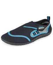 Équipements de plongée bleus