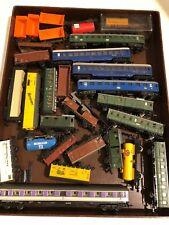 Spir N Riesen Konvolut Güterwagen Und Personenwagen Nr 309