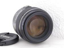 Canon EF 85 / 1,8 USM Objektiv Vollformat