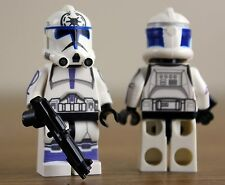 CUSTOM PRINTED Lego STARWARS Clone trooper Jesse (No Weapon)