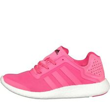 WOMENS ADIDAS PUREBOOST NEUTRAL RUNNING SHOES SOLAR PINK/WHITE – SIZE 6 – BNIB