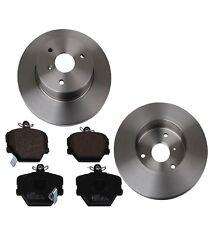 Bremsen Bremsscheiben Set + Bremsklötze Smart Cabrio Roadster vorne Vorderachse