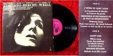 LP Pia Colombo Chante Brecht & Weill