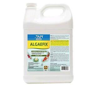 API POND 🐠 ALGAFIX 🐡 Controls Algae Growth🔸 1 Gal 3.78L Bottle (Chlorella) 🌸