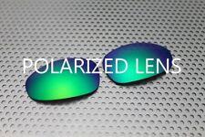LINEGEAR Replacement Lens for Oakley Juliet - GreenJade-Polarized [JU-GJ-POLA]
