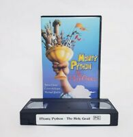 Monty Python and the Holy Grail VHS Tape PAL AUS - John Cleese