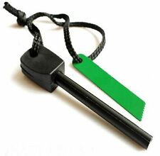 Outdoor Camping Emergency Survival Fire Starter Flint Striker Lighter