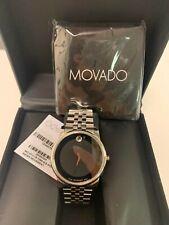 Movado Men's 0606504 Museum Stainless Steel Bracelet Watch