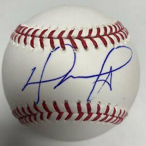 David Ortiz Signed MLB Baseball Red Sox Big Papi Beckett #E49521