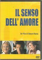 IL SENSO DELL'AMORE un film di Edward Burns DVD