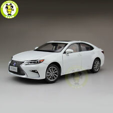 1/18 Toyota Lexus ES 300 ES300H Diecast Model Car hobby collection Gifts White
