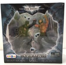 DC Universe Classics The Dark Knight Rises Movie Masters BATMAN vs BANE Set 2013