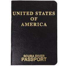 Trident U.S.A. Passport Logbook