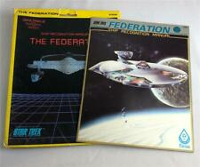 ~ Star Trek Rpg Fasa 2302 Ship Recognition Manual The Federation Role Playing
