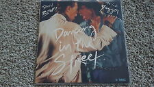 David Bowie/ Mick Jagger - Dancing in the street 12'' Disco Vinyl Germany