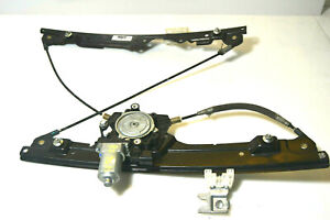 2007- 2012 NISSAN SENTRA USED RIGHT FRONT PASSENGER WINDOW REGULATOR ASSEMBLY
