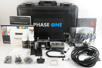 【NEAR MINT】PHASE ONE P25 Digital Back H1 H101 Hasselblad H System +Trunk Case JP