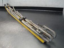 98 1998 '98 SKIDOO SKI-DOO 670 X SUMMIT SNOWMOBILE BODY SUSPENSION RAILS RUNNERS