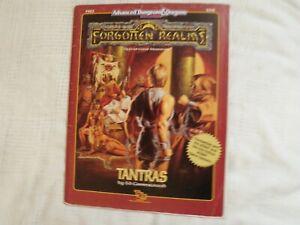 Tantras module TSR Forgotten Realms FRE2