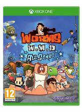 WORMS W.M.D WMD ALL STARS XBOX ONE BRAND NEW AND SEALED