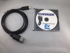 Evinrude diagnostic USB Cable for Johnson Ficht outboards FREE SHIPPING