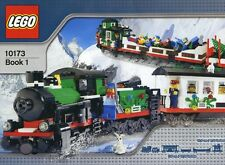NEW Lego 9V Trains # 10173 Holiday Tain Sealed - Ships World Wide