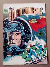 EL HALCON NEGRO #267 LA PRENSA MEXICAN 1967 EISNER THE SPIRIT SWIPE-C BLACKHAWK