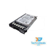 Dell 1.2TB 10K SAS 6Gb/s 2.5in T6TWN Hard Drive for PowerEdge and PowerVault