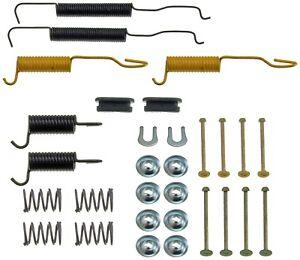 Drum Brake Hardware Kit Rear,Front Dorman HW7129