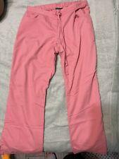 Women's greys anatomy scrubs Medium pants